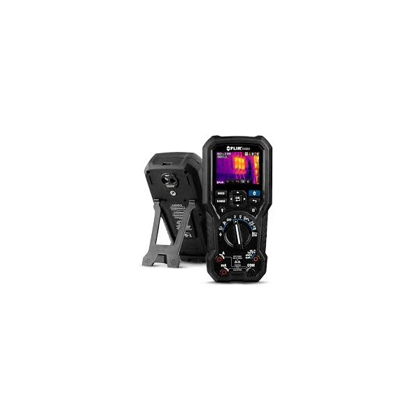 FLIR Multimetru digital cu camera de termoviziune DM284 V DC:600m/1000V+ certificat NIST