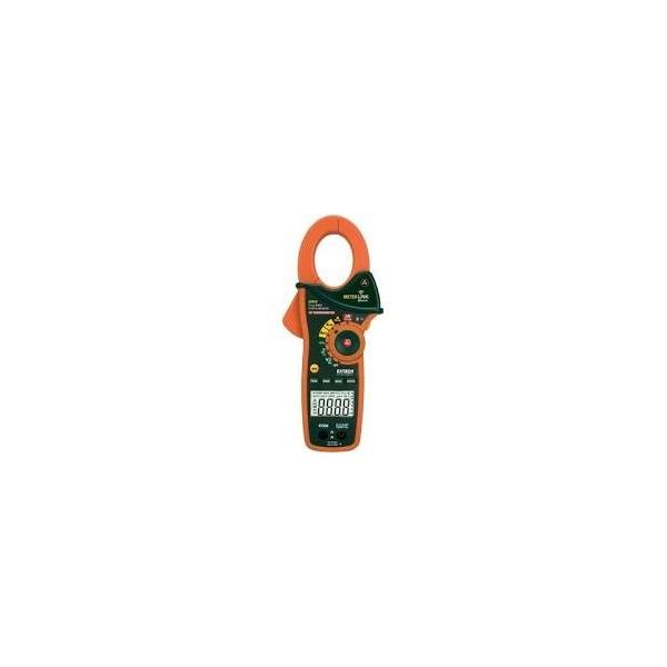 Extech EX845: Clamp meter + IR therm TRMS pentru seriile P/B6XX, Exxx